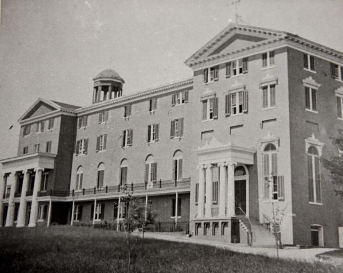 Mount de Sales pre-1882