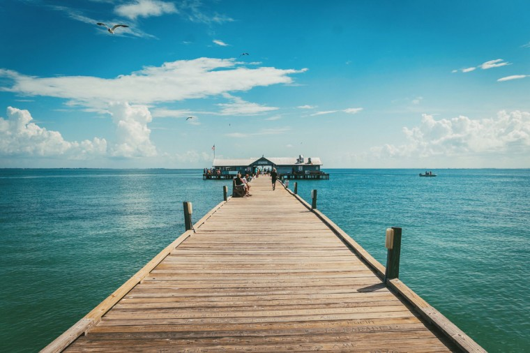 Anna Maria Island Pier-Tampa Bay, FL
