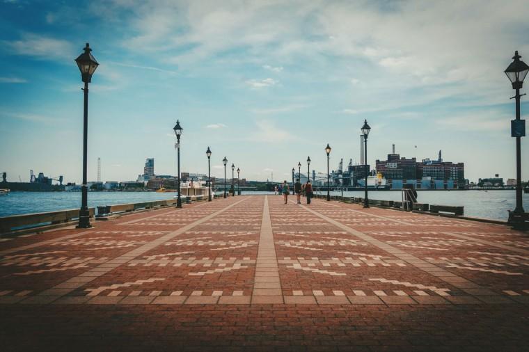 Fells Point Pier- Fells Point, Baltimore, MD
