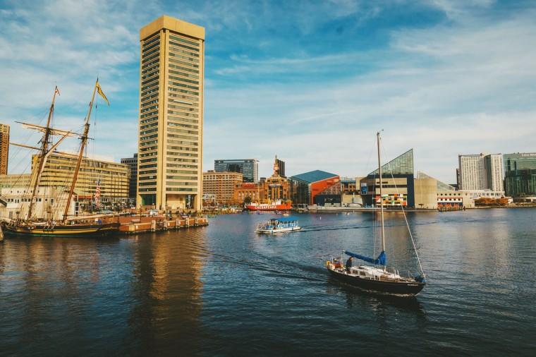 Inner Harbor Sail- Inner Harbor, Baltimore, MD