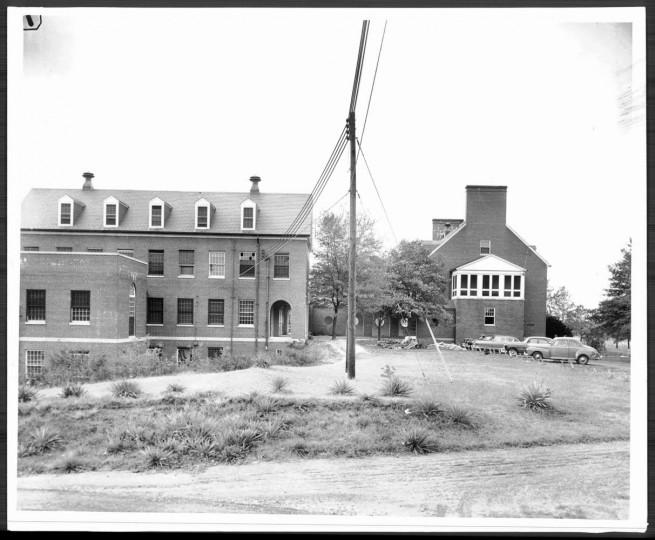 Hall for children, Nov. 2, 1954.