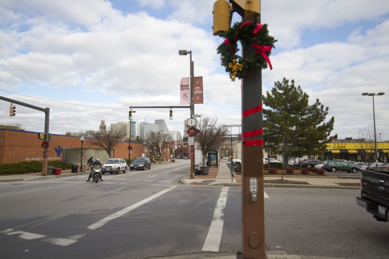 Dec. 2014: Scenes from Pigtown/Washington Village in Southwest Baltimore. Kalani Gordon/Baltimore Sun
