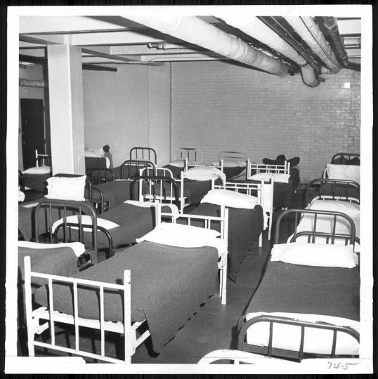 Crownsville State Hospital, January 13, 1959