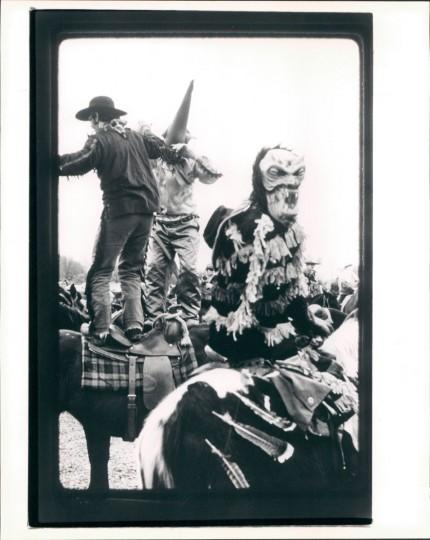 Mardi Gras, 1986