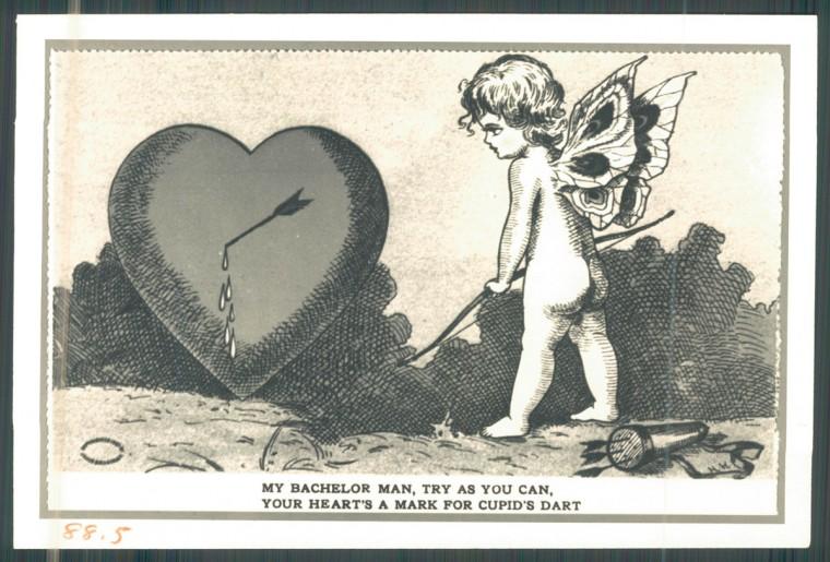Antique valentine (Baltimore Sun, 1975)