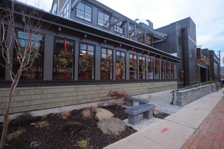Exterior of the newly remodeled Mount Washington Tavern. Gene Sweeny, Sun file photo, 12/27/12.