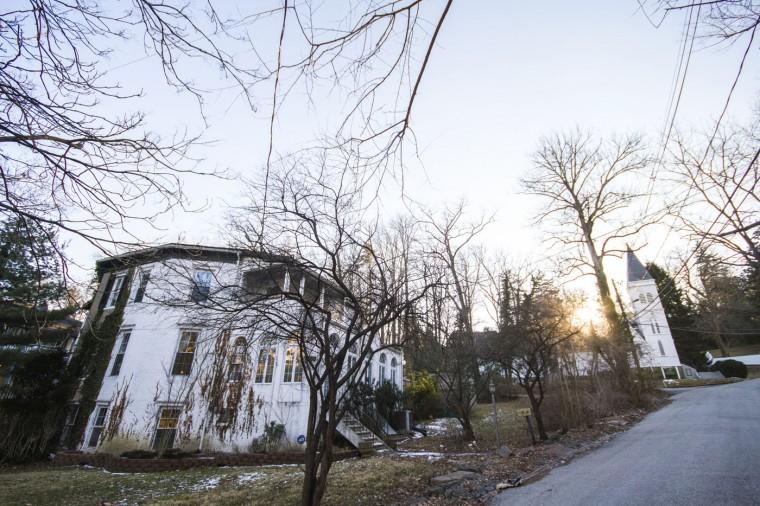 Scenes around Mount Washington in Baltimore City. Kalani Gordon, Baltimore Sun, Feb. 2014