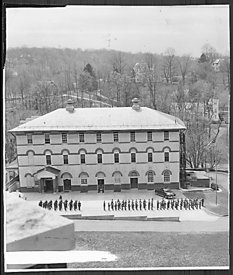 Mount Washington Country School For Boys. SUn file photo, April 26, 1951.