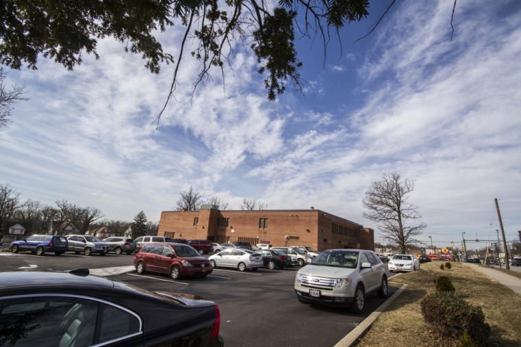 Calvin Rodwell Elementary school, next to the ShopRite on Liberty Heights Ave. (Kalani Gordon/Feb. 2015)