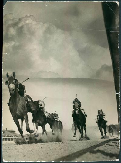 Preakness 1936 (A. Aubrey Bodine/Baltimore Sun)