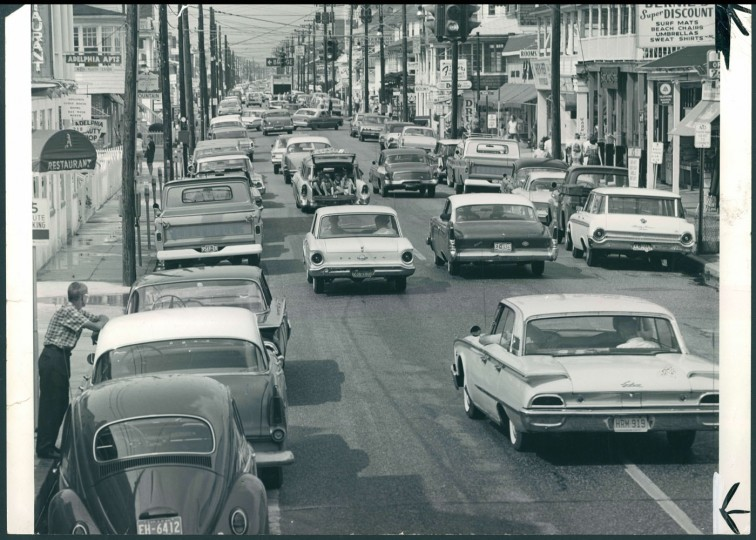 Baltimore Avenue, 1964.