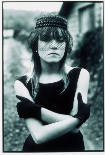 Tiny in her Halloween Costume, Seattle, 1983. (Mary Ellen Mark)