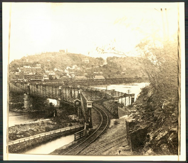 Harpers Ferry, 1928. (Baltimore Sun archives)