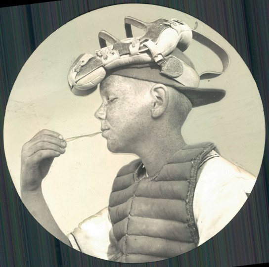 Little League baseball, July 16, 1957. (Baltimore Sun archives)