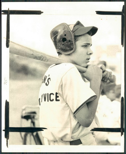 Little League Baseball, July 18, 1957. (Ellis Malashuk/Baltimore Sun)