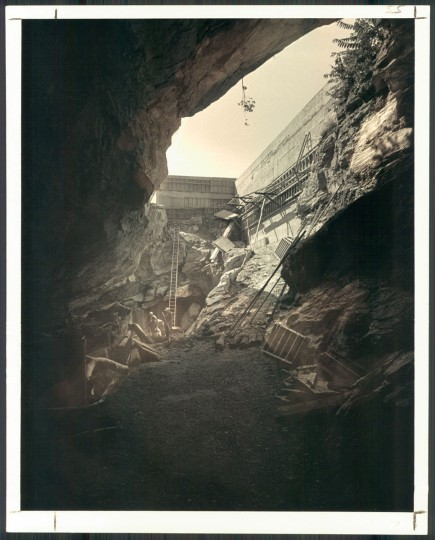 Caverns in Harpers Ferry. (Ellis Malashuk/Baltimore Sun, 1969)