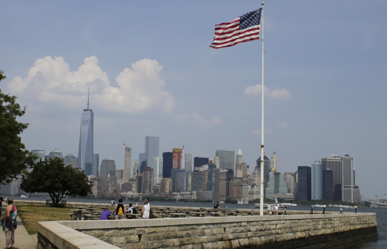 July 26, 1788: New York becomes the 11th state in the union. (AP Photo/Frank Franklin II)