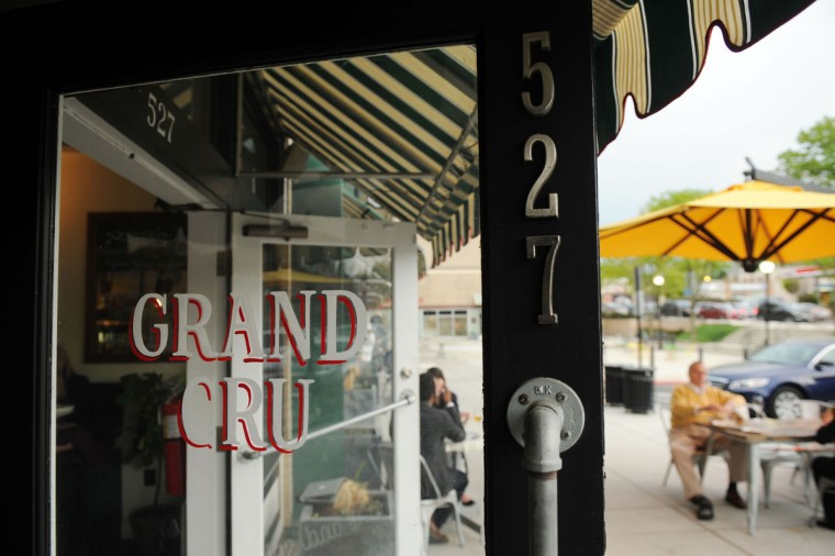 Grand Cru at Belvedere Square. (Colby Ware/Special to the Baltimore Sun)
