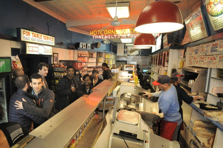 Attman's Delicatessen turns 100 in 2015 after the Attman family opened its first store in 1915. (Lloyd Fox/Baltimore Sun/March 19, 2015)