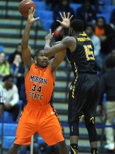 Name: Cedric Blossom College: Morgan State Position: Forward Year: Senior High school: Montrose Christian Hometown: Columbia 2014-15 stats: 14.2 points, 7.1 rebounds, 42.6% FG, 34.7 minutes The quintessential glue guy on a loaded Montrose Christian team, Blossom finally got a chance to play a starring role with the Bears last season. Starting all 31 games, the Columbia native led Morgan in points and rebounds per game, posting double-digit point totals 19 times. Blossom is a preseason second-team All-MEAC selection. Baltimore Sun photo by Algerina Perna