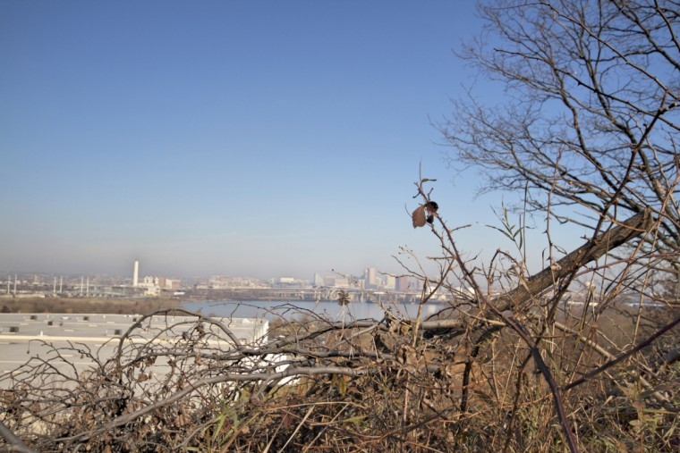 The view of downtown Baltimore from Cherry Hill. (Kalani Gordon/Baltimore Sun)
