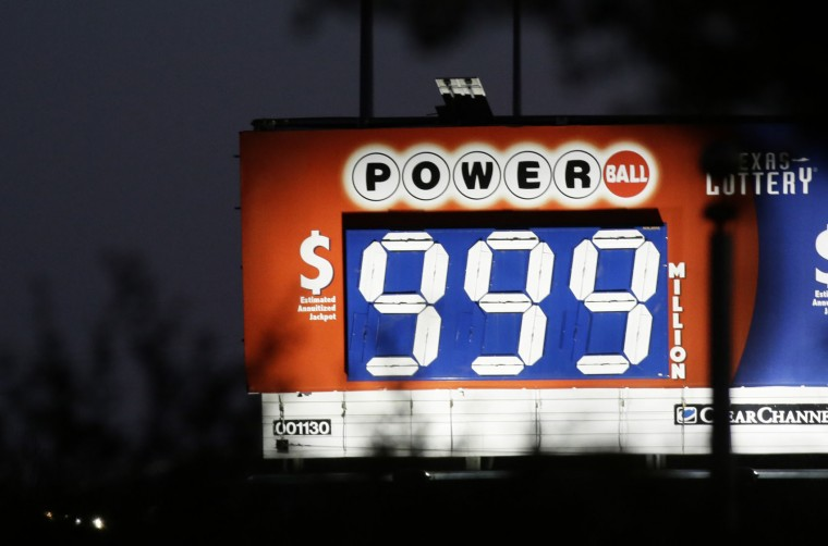 A sign is unable to advertise the total jackpot for the Powerball lottery in downtown Dallas, Wednesday, Jan. 13, 2016. The Powerball jackpot for Wednesday night's drawing is at least $1.5 billion, the largest lottery jackpot in the world. (AP Photo/LM Otero)