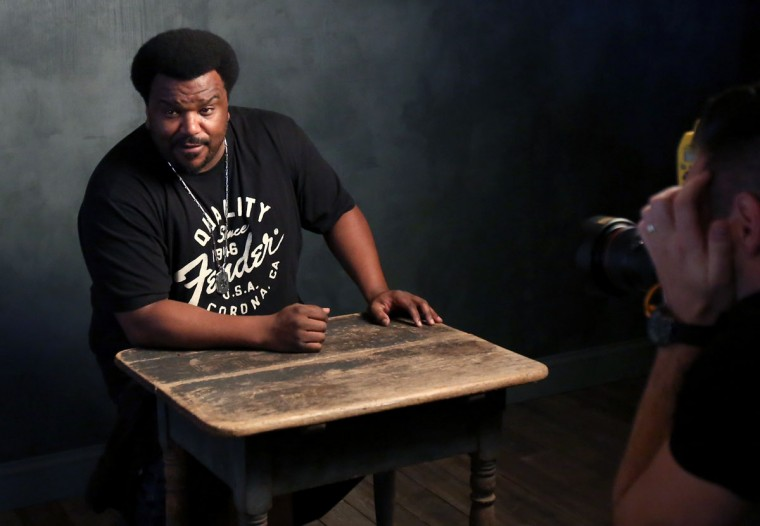 Actor Craig Robinson attends The Samsung Studio at SXSW 2016 on March 14, 2016 in Austin, Texas. (Jonathan Leibson/Getty Images for Samsung)
