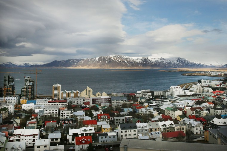REYKJAVIK, ICELAND - APRIL 05: Downtown Reykjavik sits in the afternoon light following the government shake-up in the wake of the Panama Papers crisis on April 5, 2016 in Reykjavik, Iceland. Prime Minister Sigmundur David Gunnlaugsson has resigned after news broke on Sunday that he had hid his assets in an offshore shell-company whose existence was revealed by the Panama Papers. Numerous leaders around the world as well as wealthy individuals have been caught-up in the developing scandal. (Photo by Spencer Platt/Getty Images)