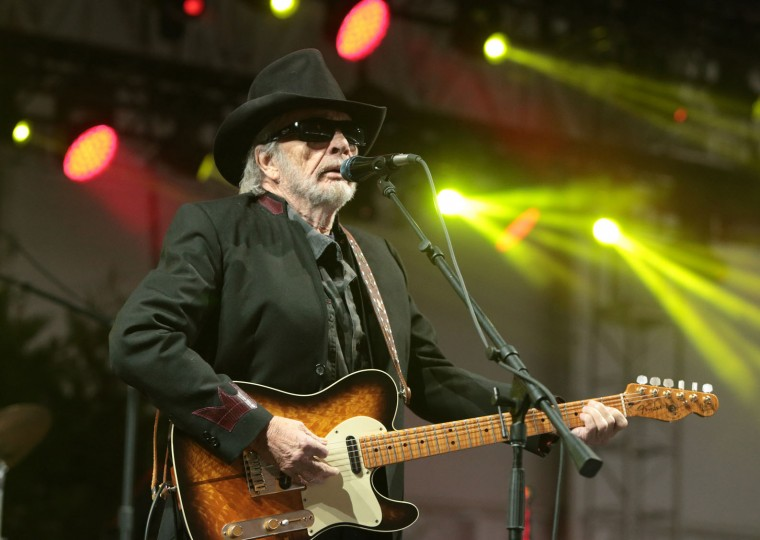 FILE - In this June 28, 2015 file photo, singer-songwriter Merle Haggard performs at the 2015 Big Barrel Country Music Festival in Dover, Del. Haggard died of pneumonia, Wednesday, April 6, 2016, in Palo Cedro, Calif. He was 79. (Photo by Owen Sweeney/Invision/AP, File)