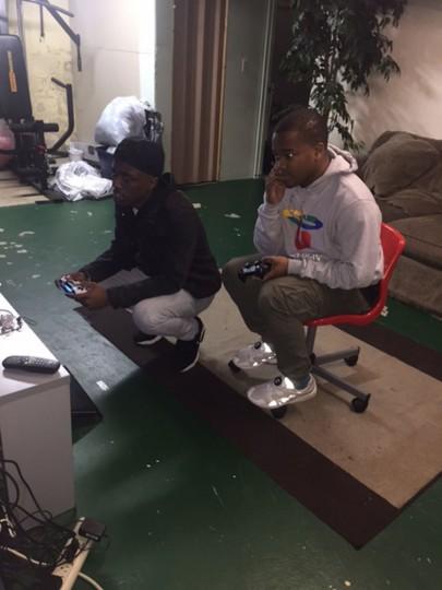 PlayStation with Dizz