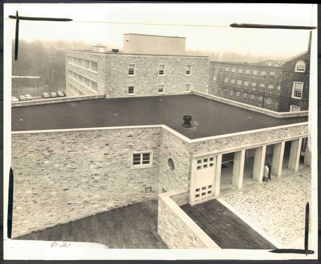 Calloway Hall, 1955.