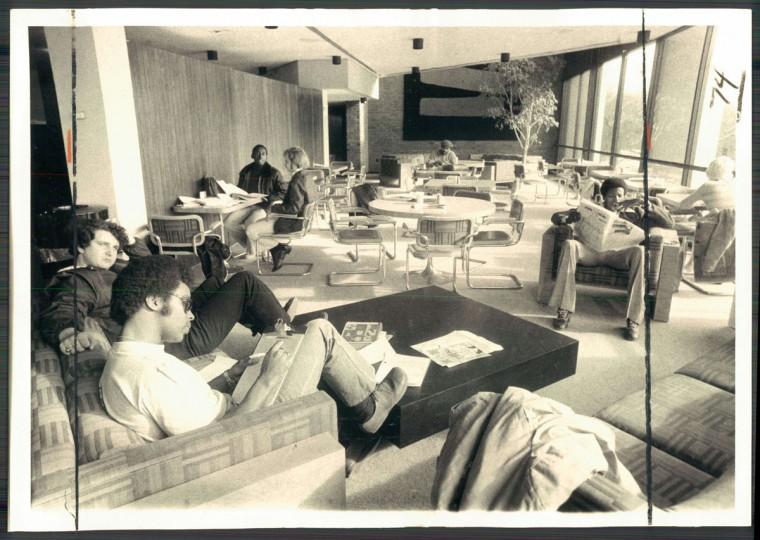 McKeldin Center, 1975.