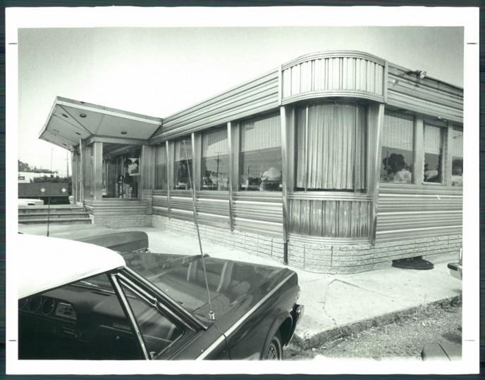 Double T Diner on Pulaski Highway, 1981. (Hutchins/Baltimore Sun)
