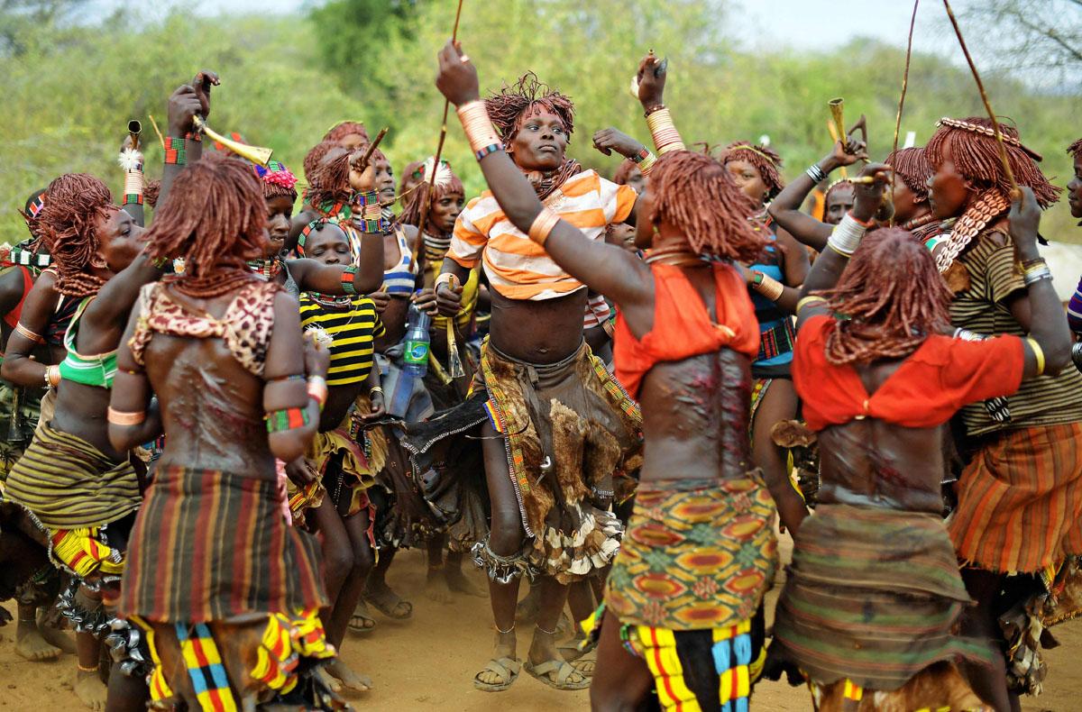 ETHIOPIA-CULTURE-TRIBES-SURI