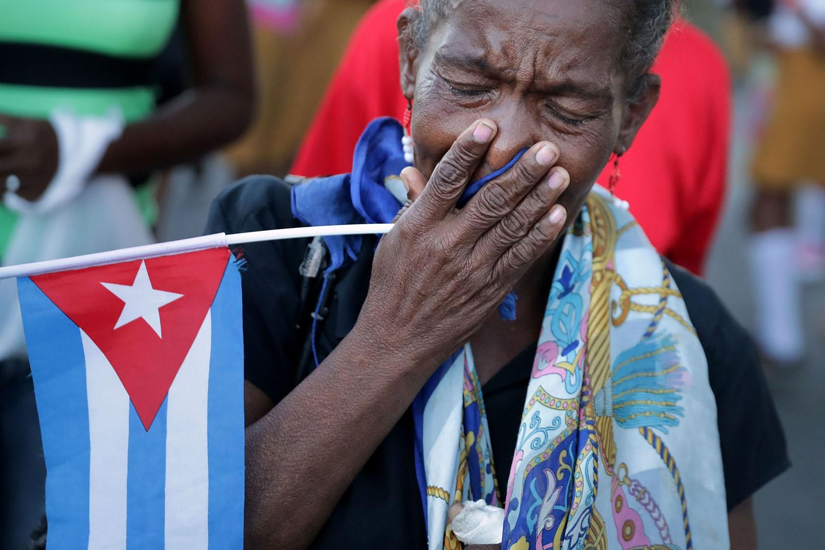Fidel Castro's ashes are buried in Santiago de Cuba