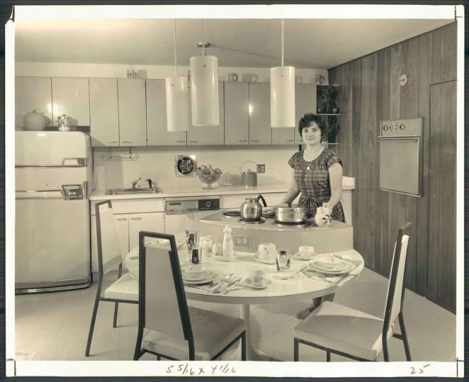Photo dated 1965. (Baltimore Sun)