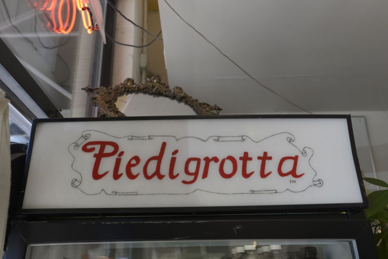 Jean Leisher of York, Pennsylvania, along with her husband and their business partner, purchased Piedigrotta Bakery from Antonio and Bruna Iannaccone. The name and decor of the shop will stay mostly unchanged. (Christina Tkacik/Baltimore Sun)