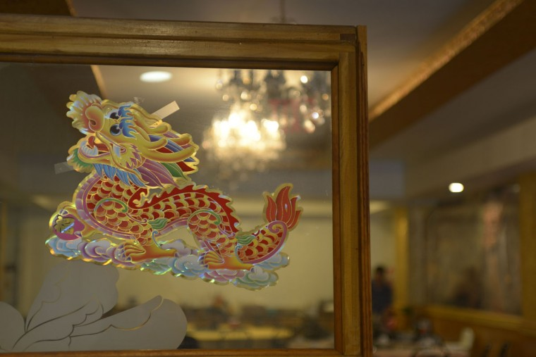 Zhongshan Restaurant still remains in Baltimore's Chinatown, though business was slow on a recent visit around lunchtime. (Christina Tkacik/Baltimore Sun)
