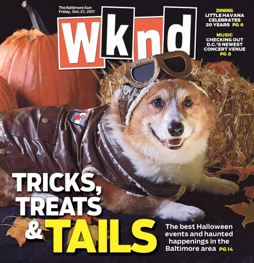 The October 27, 2017 edition of WKND.