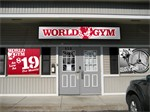 World Gym - Fulton