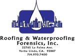 Roofing & Waterproofing Forensics, Inc.