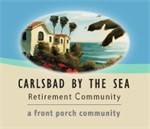 Front Porch - Carlsbad by the Sea