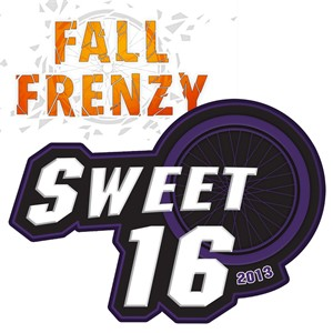Fall Frenzy - Sweet Sixteen 2