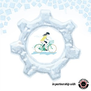 ALS Ice Bike-It Challenge