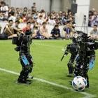 Robocup 2017 soccer humanoid kidsize