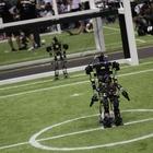 Robocup 2017 soccer humanoid kidsize 2