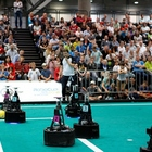 Robocup 2017 middlesize