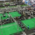 Robocup 2017 soccer small size fields