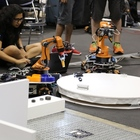 Robocup 2017 industrial league 5 small