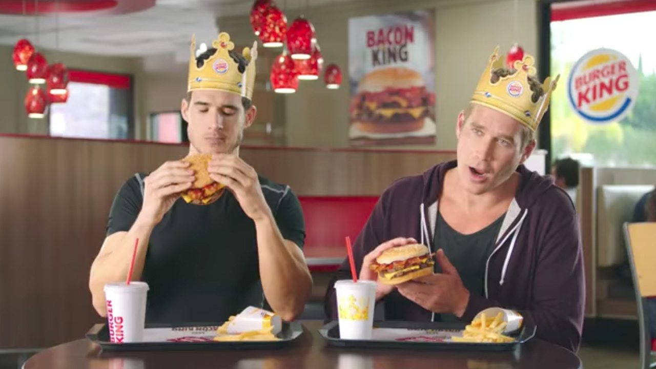 Burger King Crown Campaign